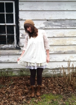 prairie girl look 2