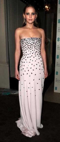2013 BAFTA, Dior