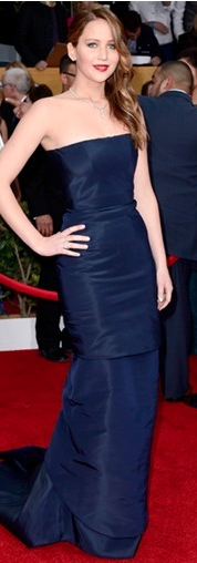 2013 SAG Awards, Christian Dior