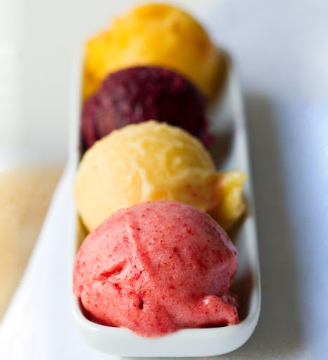 Yum sorbet recipes